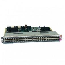 Модуль CISCO WS-X4748-RJ45V+E